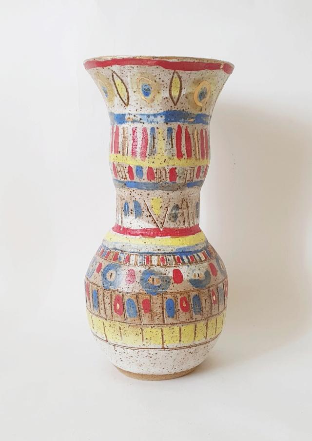 Studio pottery vase ID. Tim Farmer?? 20210910
