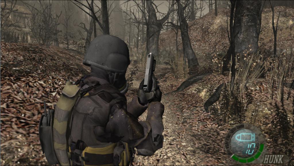 The 4th Survivor RE2 Remake - Hunk por Leon Hunk11