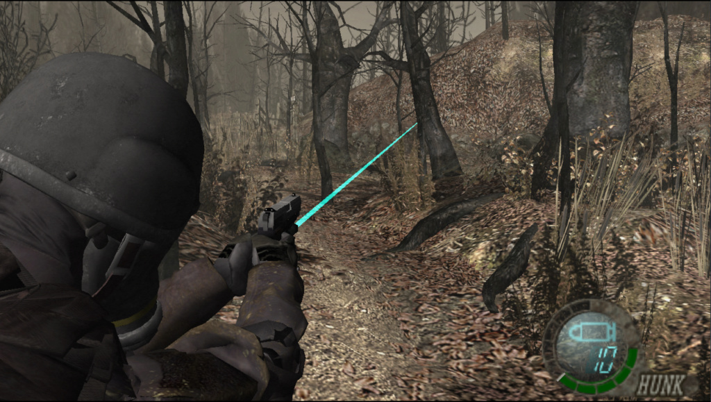The 4th Survivor RE2 Remake - Hunk por Leon Hunk212