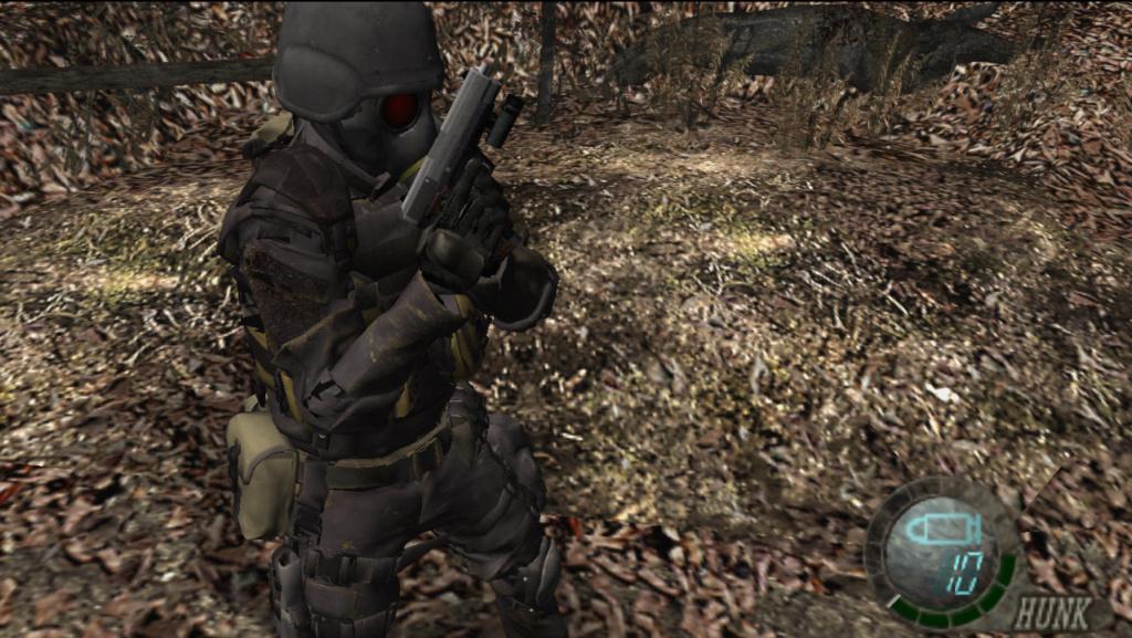 The 4th Survivor RE2 Remake - Hunk por Leon Hunk411