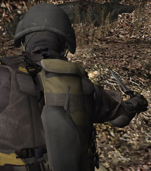 The 4th Survivor RE2 Remake - Hunk por Leon Hunk711