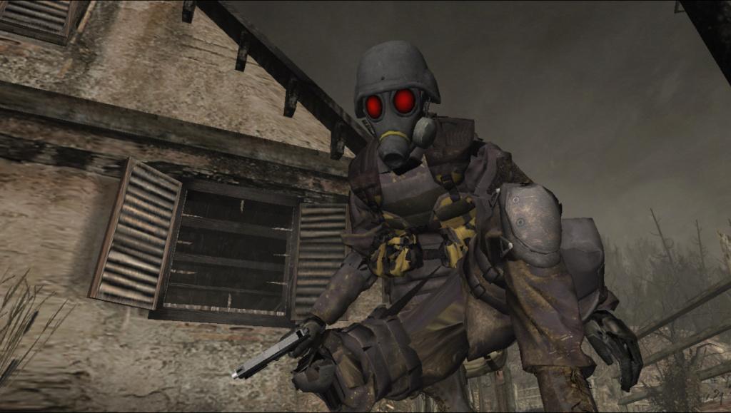 The 4th Survivor RE2 Remake - Hunk por Leon Hunk911