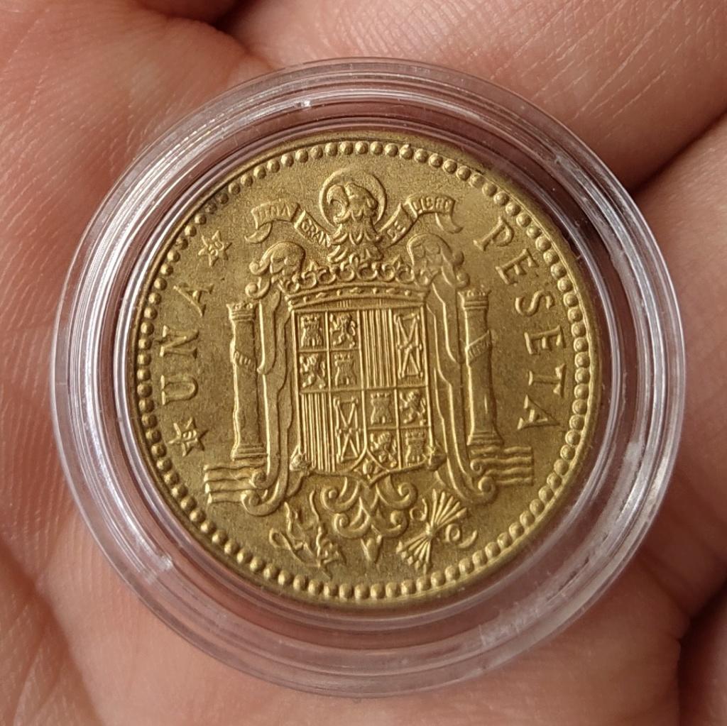1 peseta 1947 (*19-50). Estado Español Img_2011