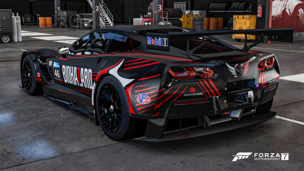 TORA 24 Hours of Le Mans - Livery Inspection Save_112