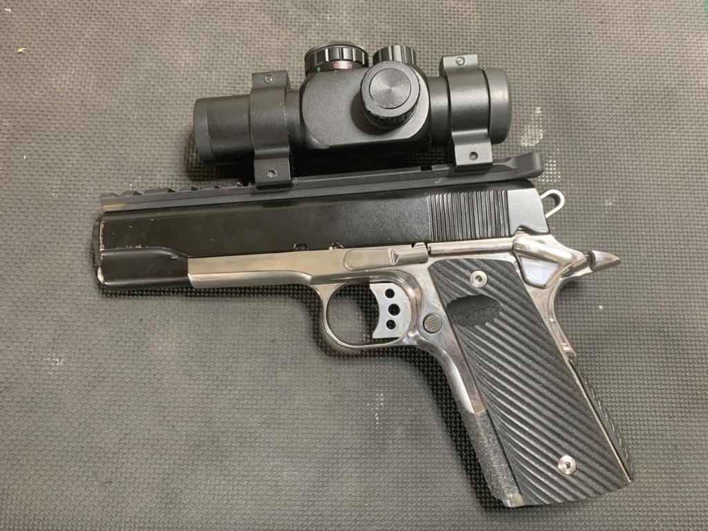 Custom 1911 Bullseye Gun 67cc4510