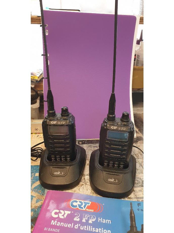 (Vendu) Talkie-walkie PMR 446 0110