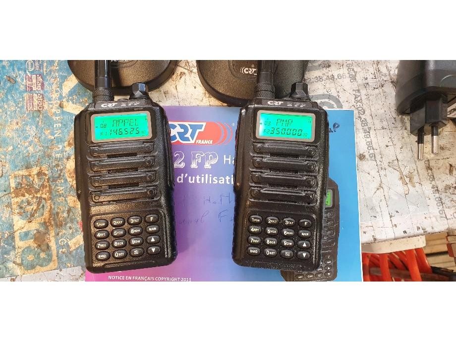 (Vendu) Talkie-walkie PMR 446 0310