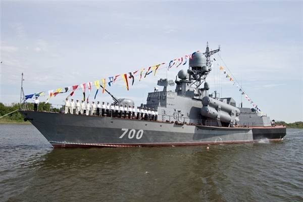 الهدية الروسية لمصر أثارت مخاوف دول شرق المتوسط 11876613