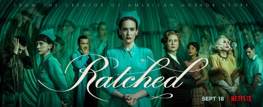 「Série」 Ratched - Netflix Ratche10