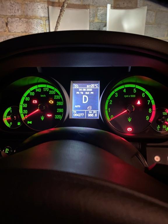 Achat Maserati Quattroporte 5  52ecc410