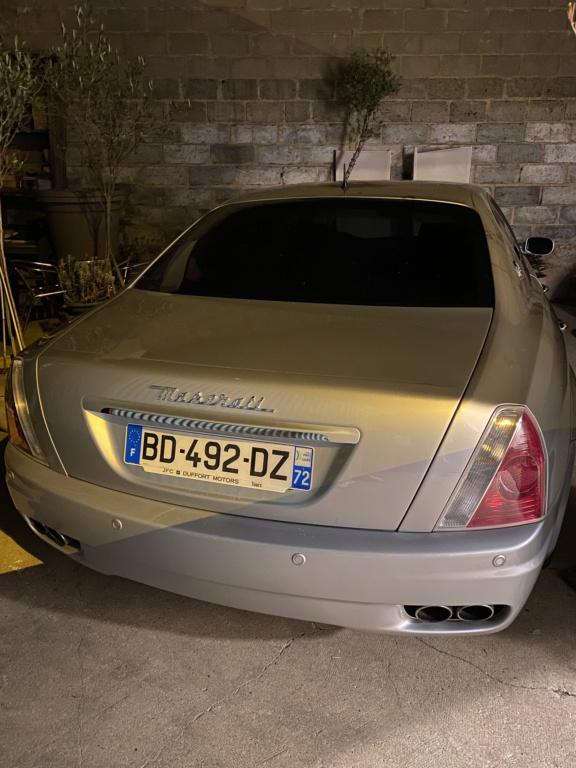 Achat Maserati Quattroporte 5  8268fd10