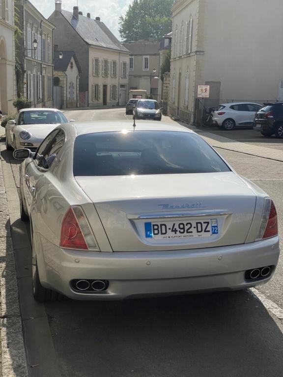 Achat Maserati Quattroporte 5  A1906f10