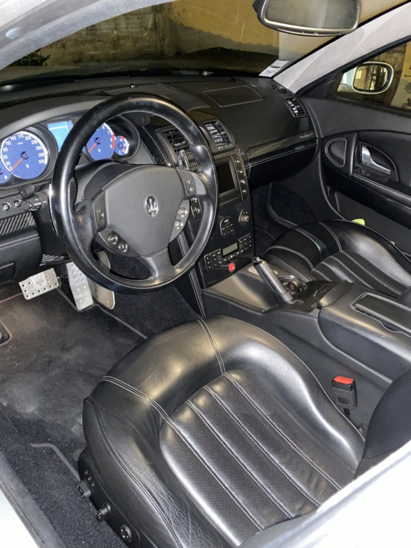Achat Maserati Quattroporte 5  E114f110