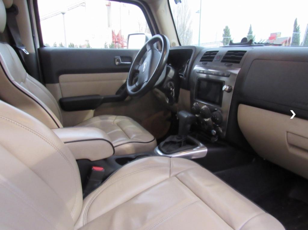 Hummer H3T V8 SUT ALPHA GPL blanc C3396110