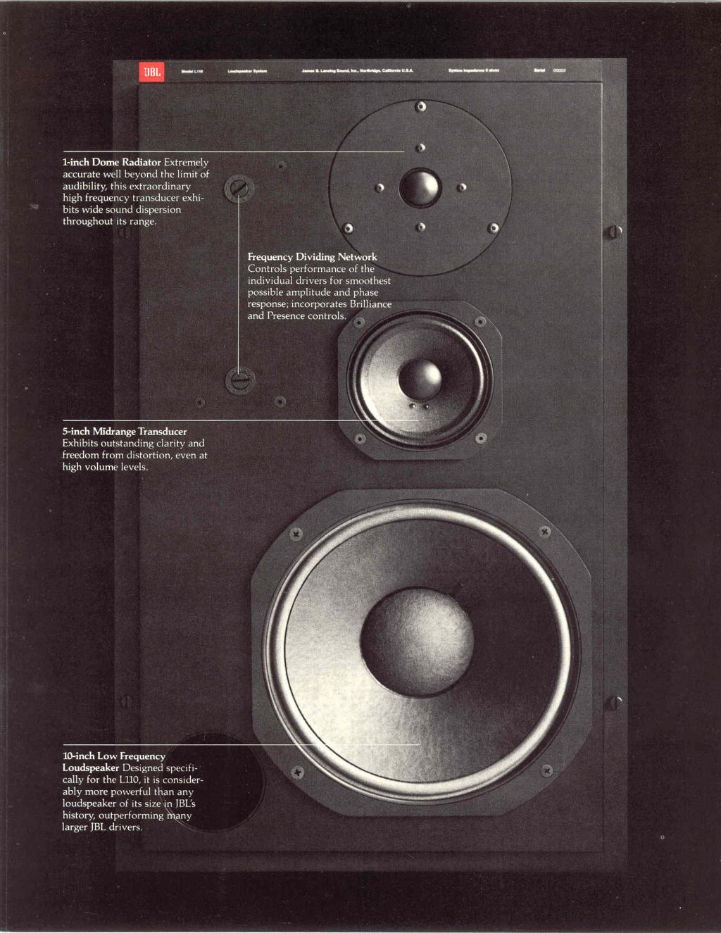 Modèle L110 début années 80 Brochu11