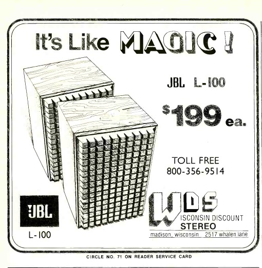 Modèle L100 CENTURY Jbl_l112