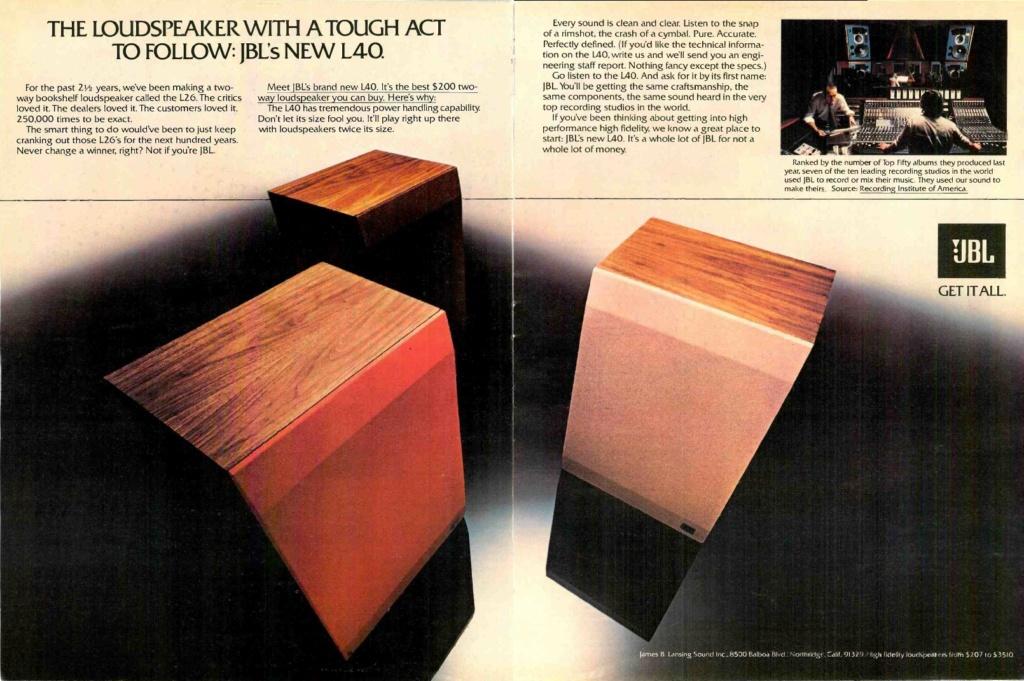 Modèle L40 début années 80 Jbl_l410