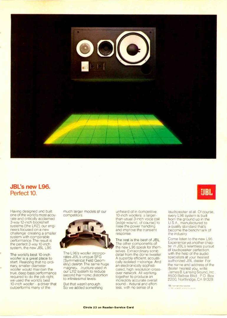 Modèle L 96 début années 80 Jbl_l910