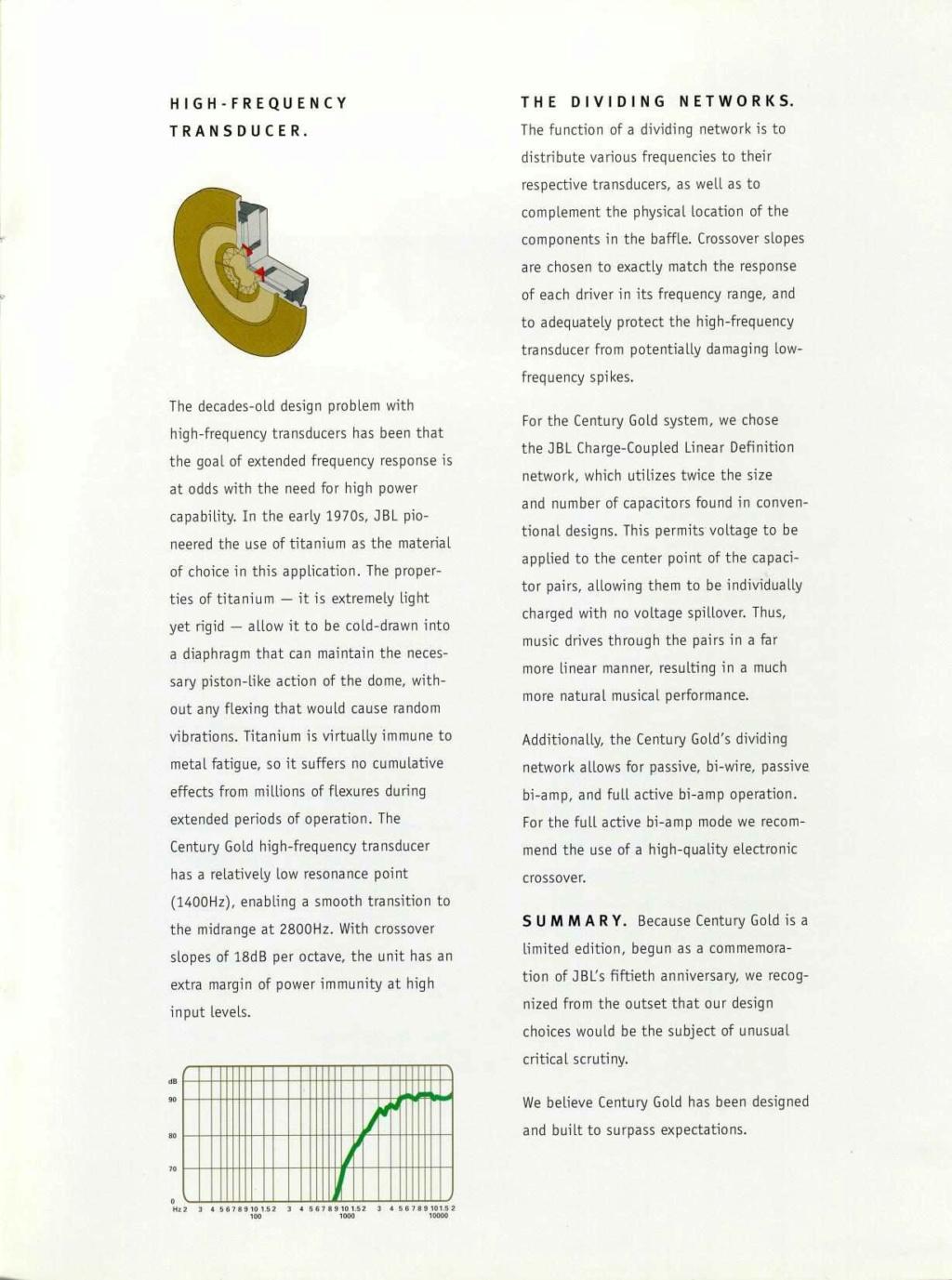 Modèle CENTURY GOLD Page0811