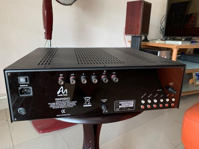 Audio Note OTO SE - SOLD C8f55410