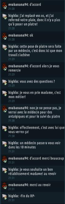 [C.H.U] Rapports d'actions RP de Highlo Captur89