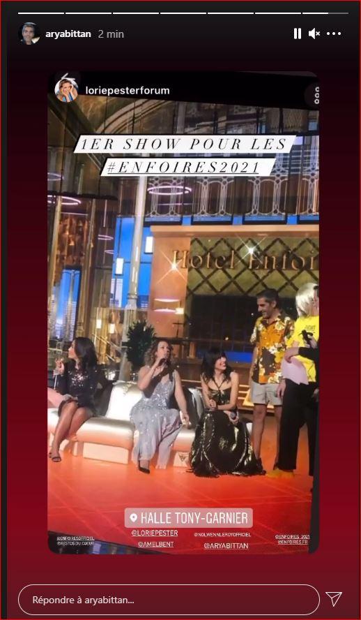 INDISCRÉTION & ENREGISTREMENT TV : Le spectacle à eux lieu du 14 au 17 janvier 2021 (sans public) - Page 7 Captur10