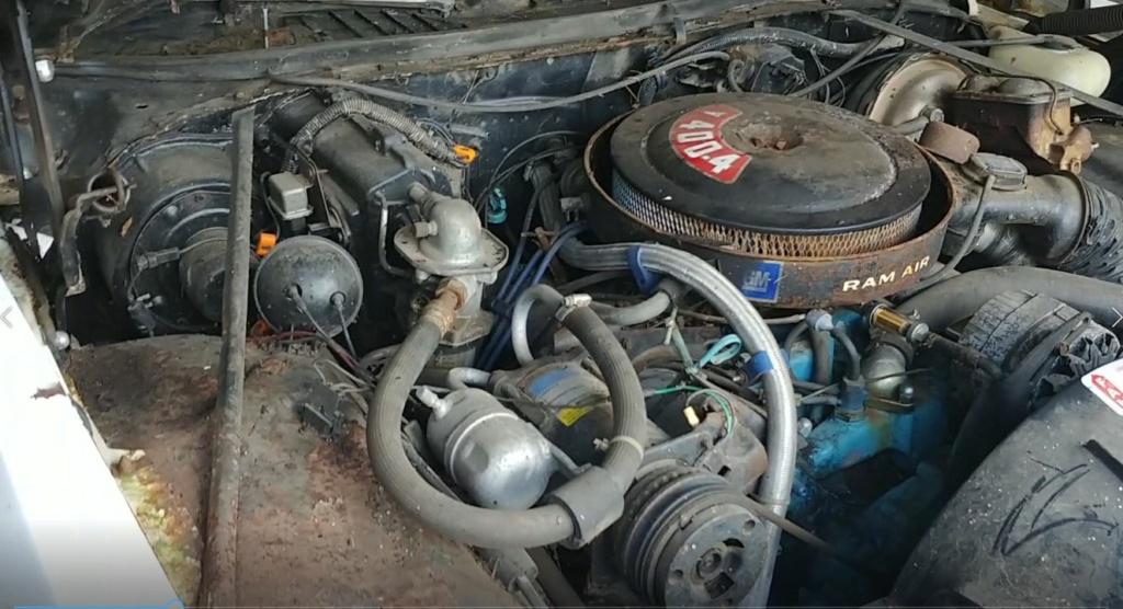 1977 Pontiac Cam Am Build 77_can12