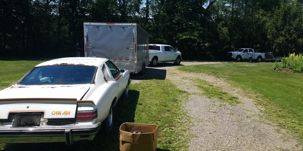 1977 Pontiac Cam Am Build Resize15