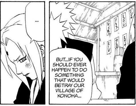 SAKURA:  Vocês julgam demais ela em relação ao amor  pelo Sasuke, sendo que é bem fácil de entender Pain-229