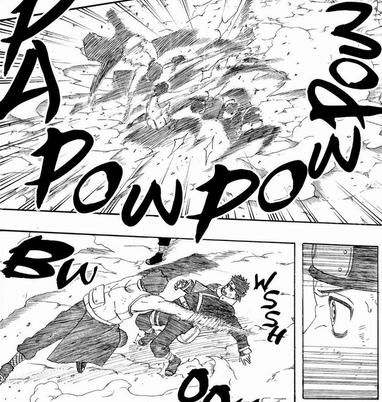 Kakashi vs. Neji - Página 2 Pain-237