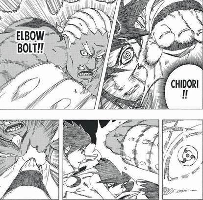 Tsunade vs Sasuke hebi - Página 6 Pain-261