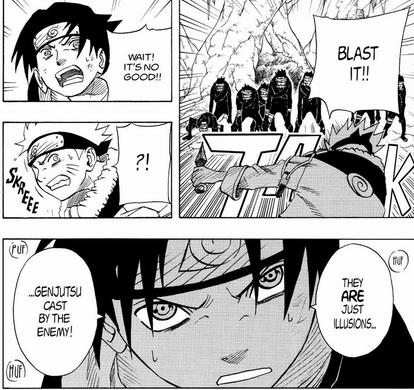 Kakashi vs. Neji - Página 3 Pain-293
