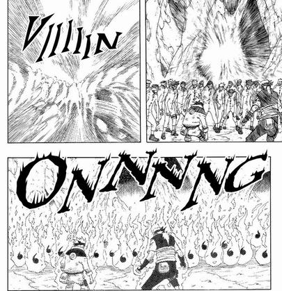 Kakashi vs. Neji - Página 3 Pain-294