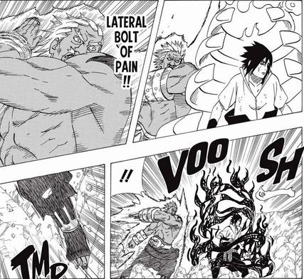 Sasuke mataria a Tsunade no lugar do Danzou? - Página 4 Pain-453
