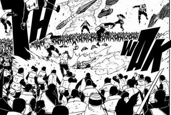 Tsunade vs Sandaime Raikage - Página 5 Pain-496
