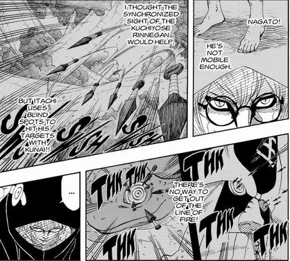Itachi Uchiha vs Kakashi Hatake - Página 2 Pain-504