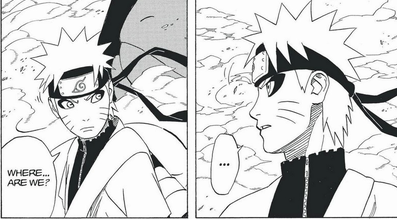 Quando Naruto superou pain? Pain-784