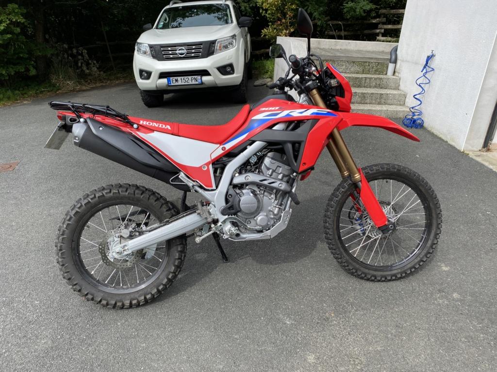 Modifs et accessoires Honda 300 CRF-L - Page 4 Img_2714