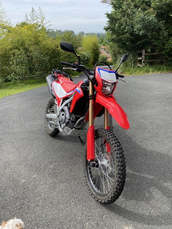Modifs et accessoires Honda 300 CRF-L - Page 4 Img_2715