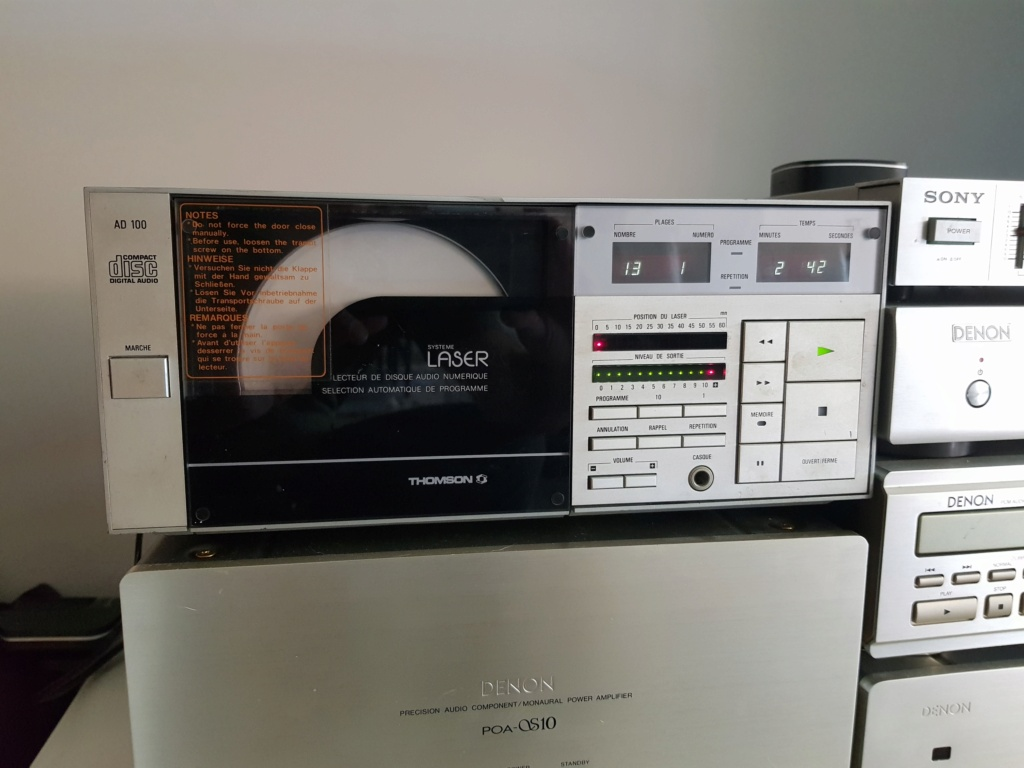 Cd Sharp Dx-3 de 1982 . Merece la pena?  20210610