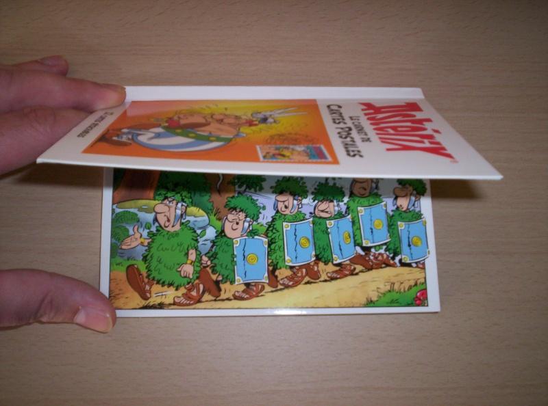 """Astérix """"opération livre de cartes postales"""" 100_3654"""