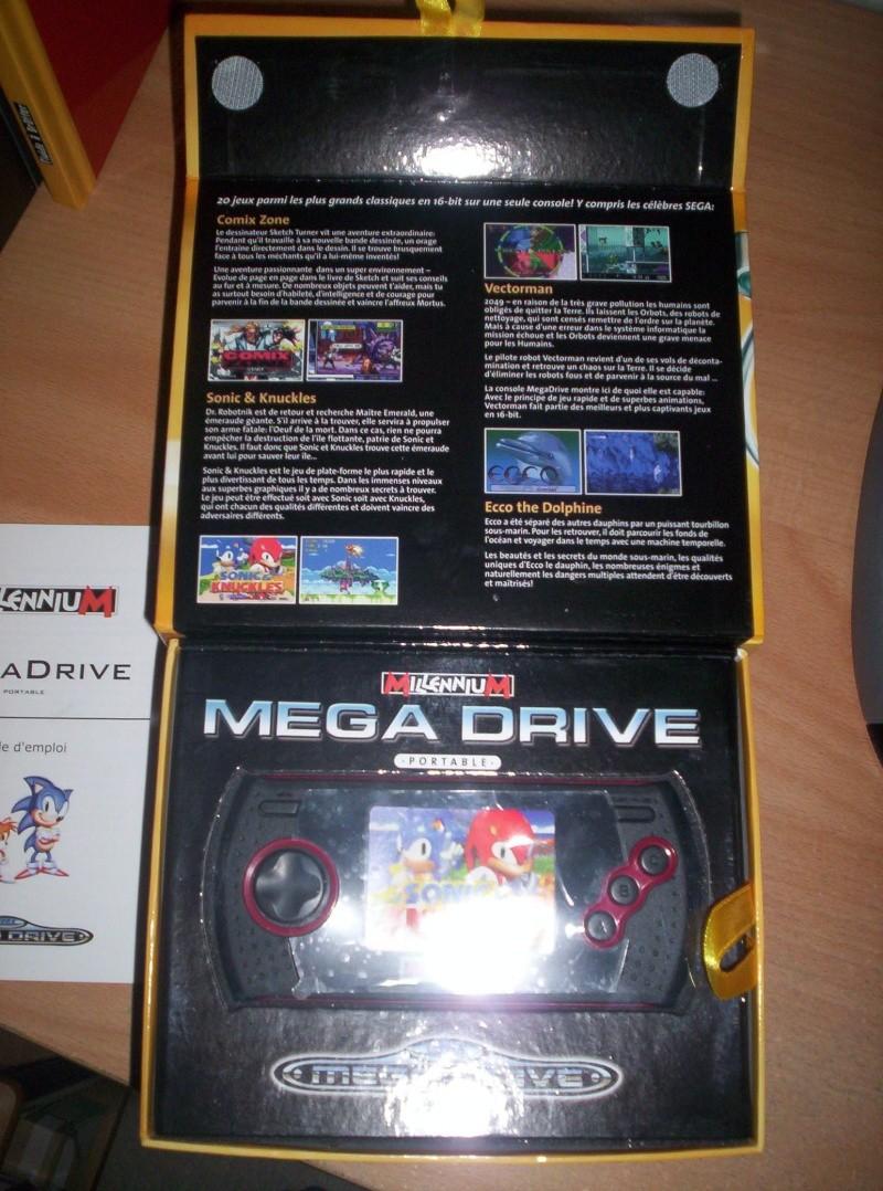 Megadrive Portable 6 boutons + SD à 30 euros ! 100_3811