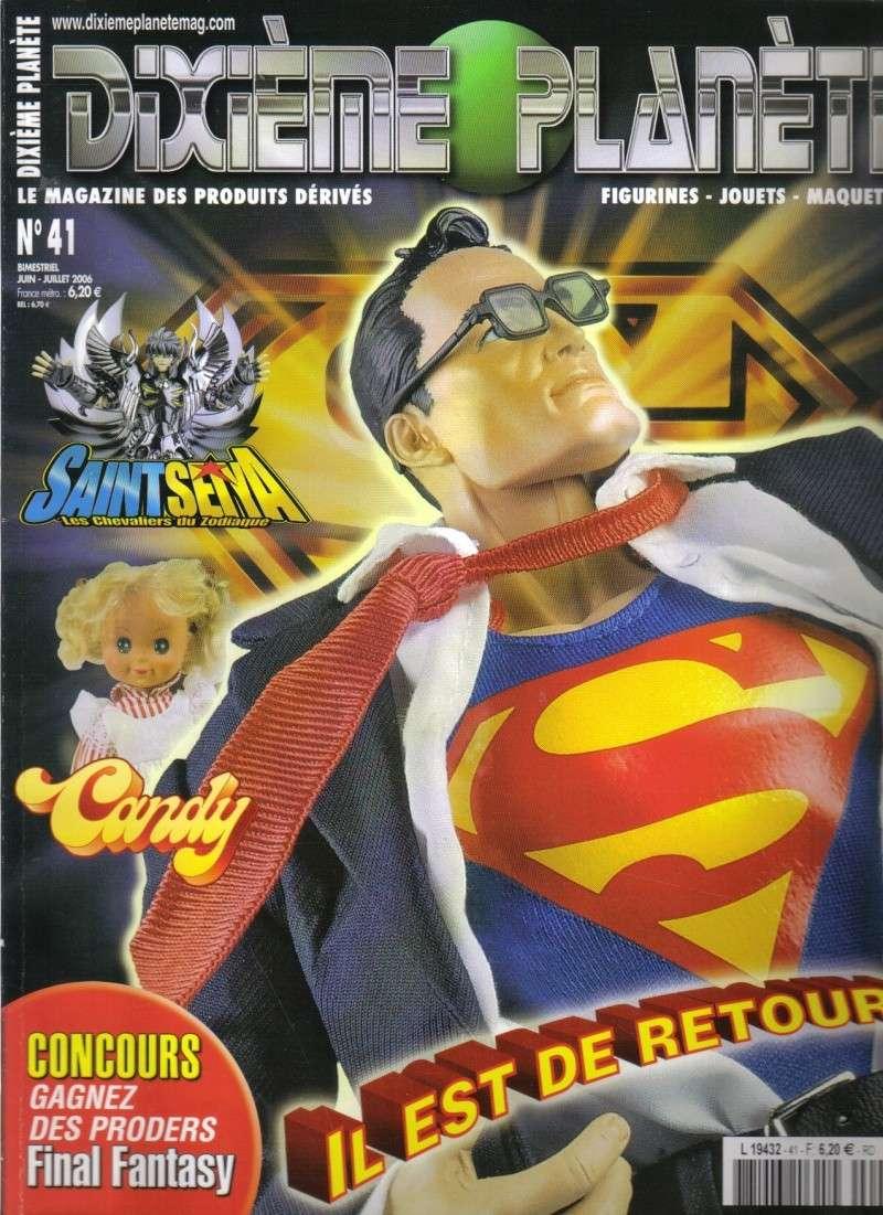 Les magazines Dixième Planète 1010