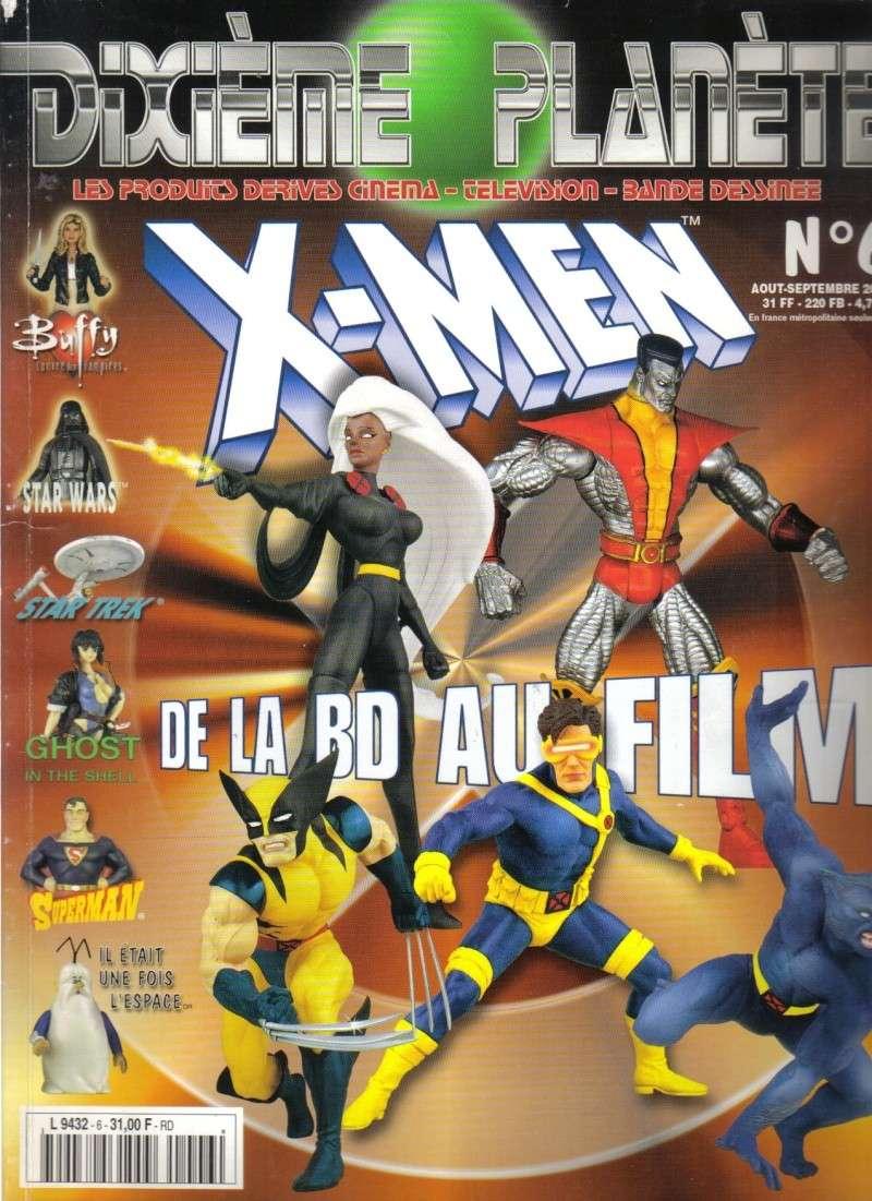 Les magazines Dixième Planète 313