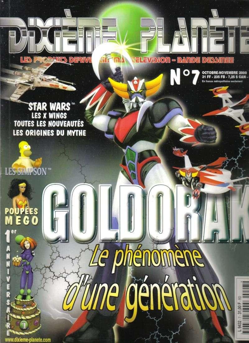 Les magazines Dixième Planète 413