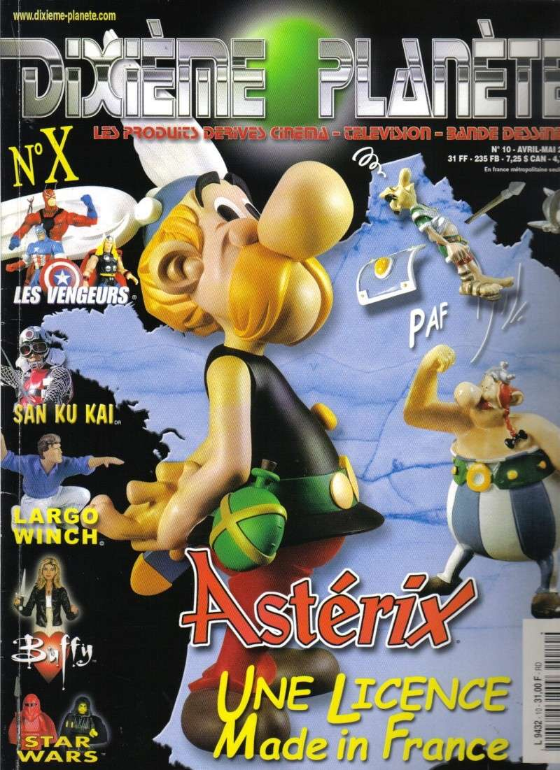 Les magazines Dixième Planète 514