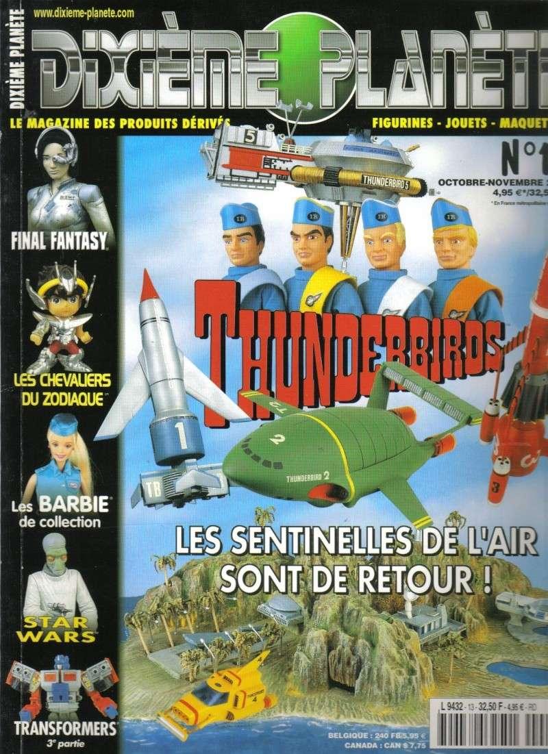 Les magazines Dixième Planète 612