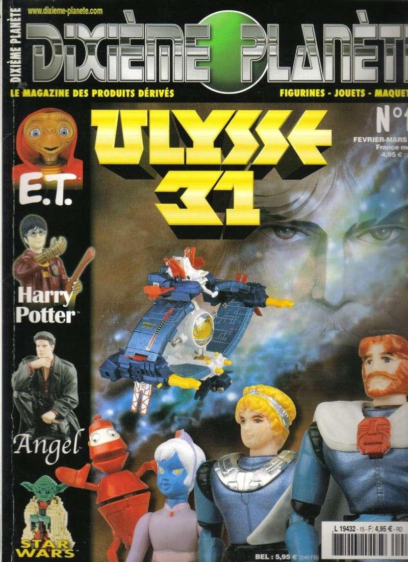 Les magazines Dixième Planète 712