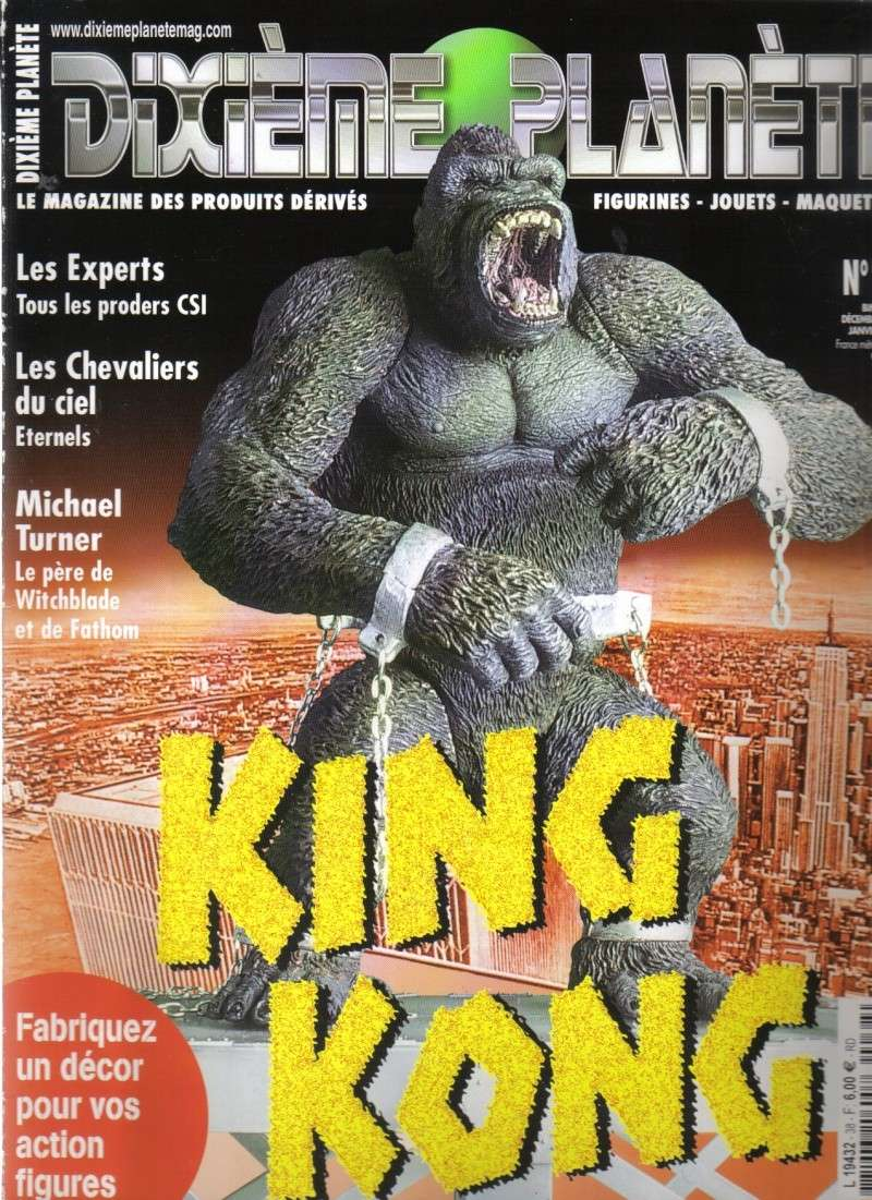Les magazines Dixième Planète 812