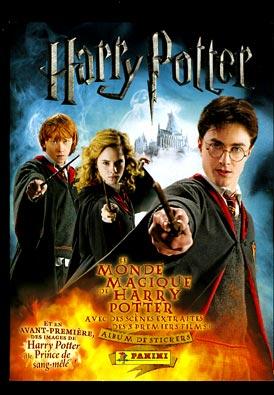 Album vignettes Harry Potter 9965810